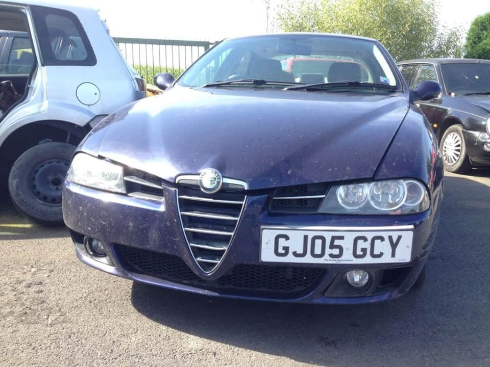 Alfa Romeo 156 1