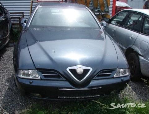 Alfa Romeo 166 2.0 16V pouze díly