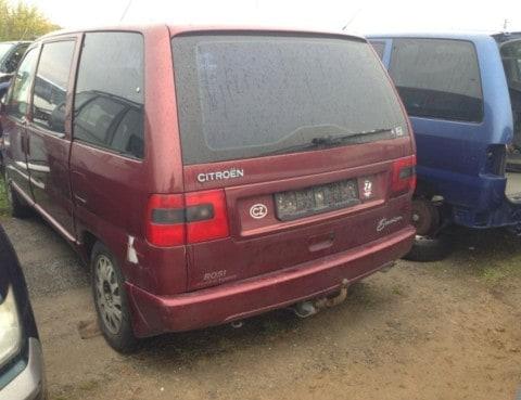Citroën Évasion 1