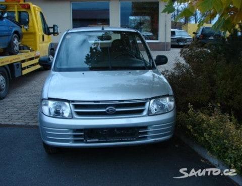 Daihatsu Cuore 1.0i pojízdné