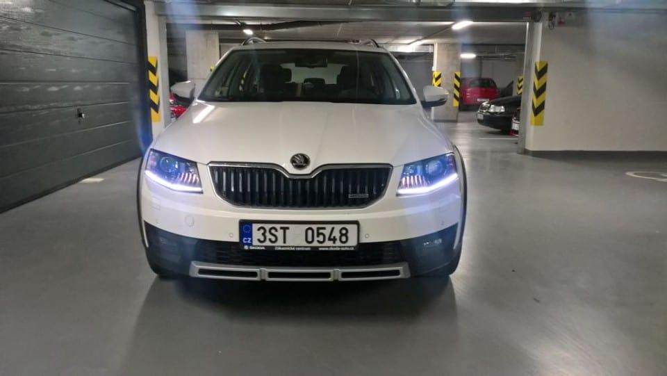 Škoda Octavia SCOUT 2