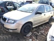 Škoda Fabia 1