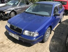 Škoda Octavia 1997 1