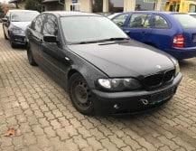 BMW Řada 3 320d 85kW E46 2003 - kod 204D1 - dí