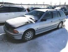 BMW Řada 5 E39 Combi 525TDS 1998 - díly z vozu