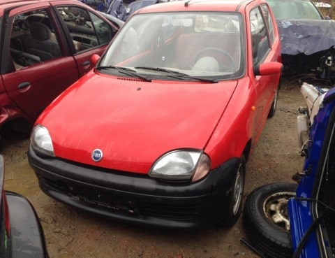 Fiat Seicento 1