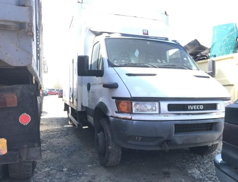 Iveco Daily 60C15 2004 2