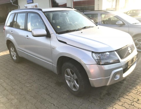 Suzuki Grand Vitara 2008 2