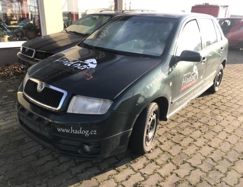 Škoda Fabia Skoda Fabia 1