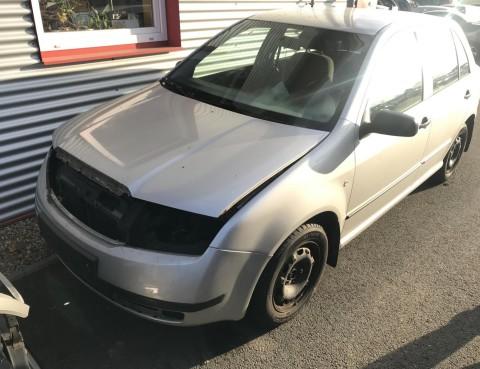 Škoda Fabia Skoda Fabia I 2003 1