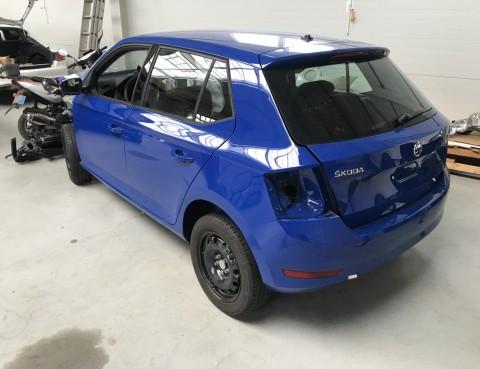 Škoda Fabia Skoda Fabia 3 1