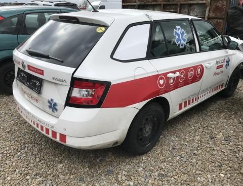 Škoda Fabia Skoda Fabia 3 COMBI 1