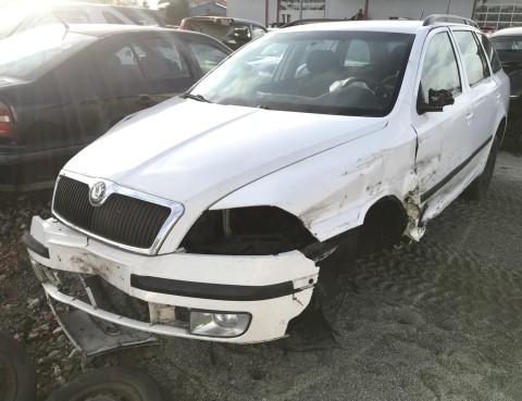 Škoda Octavia Skoda Octavia 2 1
