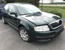 Škoda Superb Skoda Superb 2003 1