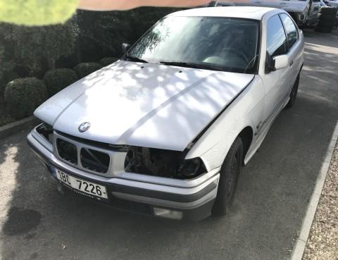 BMW Řada 3 BMW 316 318 E36 COMPACT - LPG