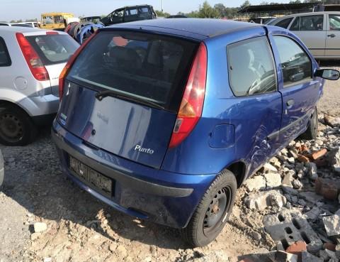 Fiat Punto Fiat Punto 2004 1