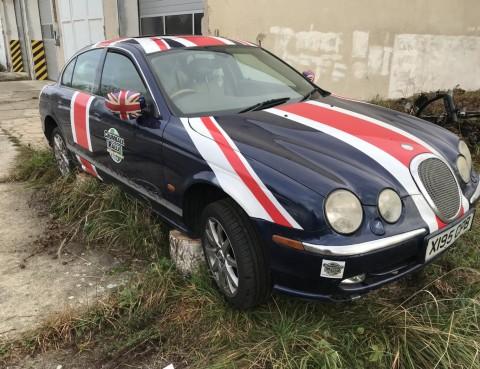 Jaguar S-Type Jaguar S-TYPE 2001 3