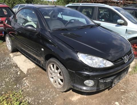 Peugeot 206 CC 2